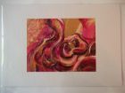 Rose Detail<br />A5 landscape <br />&pound;10