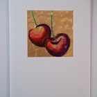 cherries<br />A6 appx portrait<br />&pound;5