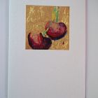 Couple of cherries<br />A6 appx portrait<br />&pound;5