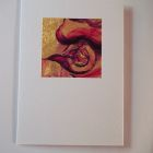 Very  abstract rose detail<br />A6 appx portrait<br />&pound;5