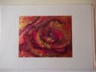 Rose Detail<br />A5 landscape<br />&pound;10