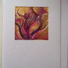 Rose Detail<br />A6 appx portrait<br />&pound;5