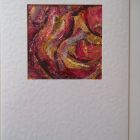 luscious pink rose detail<br />A6 appx portrait<br />&pound;5